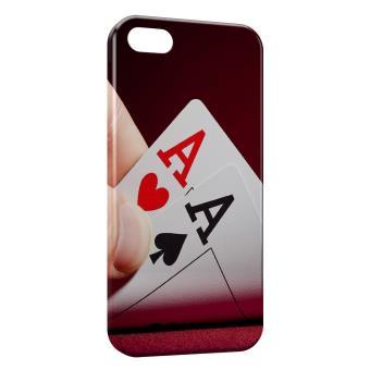 coque iphone 7 poker