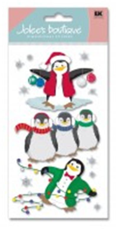 Grande Jolie's boutique 3D - Pingouins