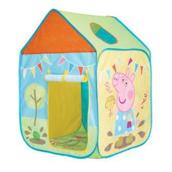 Tente Maison Peppa Pig Decoration De Chambre Achat Prix Fnac