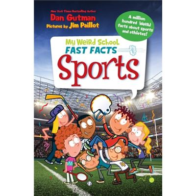 My Weird School Fast Facts: Sports (Paperback)