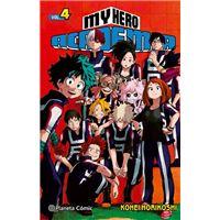My Hero Academia Vol.4