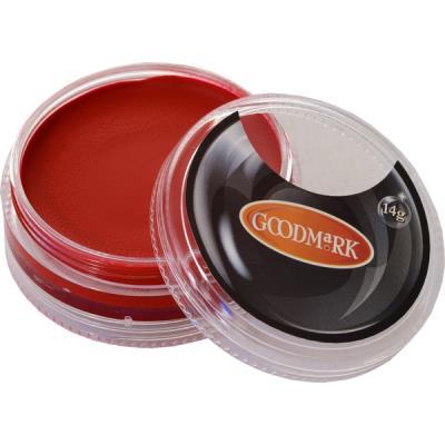 Maquillage à l'eau rouge Rouge