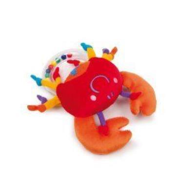 Hochet pour bébé «Crabe»