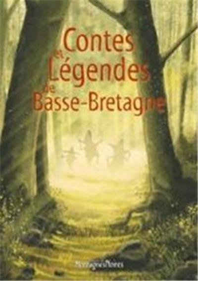 contes et légendes de Basse-Bretagne