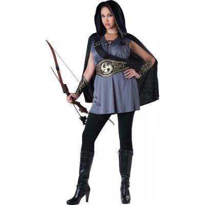Costume Katniss pour fenme grande taille - XXL