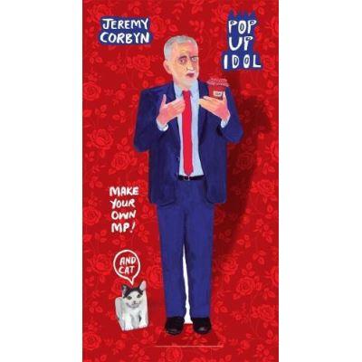 Pop Up Idol Jeremy Corbyn - [Version Originale]