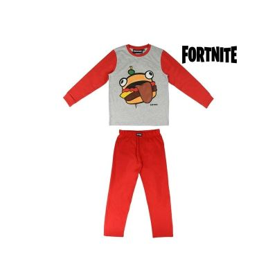 Pyjama Enfant Fortnite 75078 Rouge Taille 14 ans