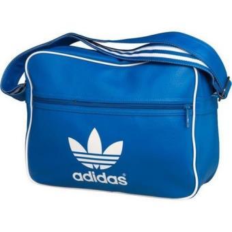 Sac à bandoulière Adidas Originals Vintage bleu Sacs et