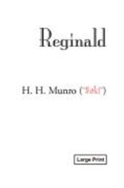 Reginald, Large-Print Edition