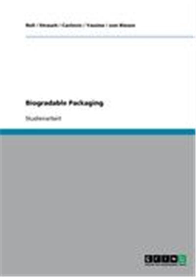 Biogradable Packaging