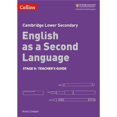 Cambridge Eng2L Teacher Guide Stage 9