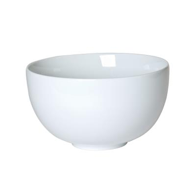 Table Passion - Saladier Porcelaine Blanche 27 Cm Forme Boule