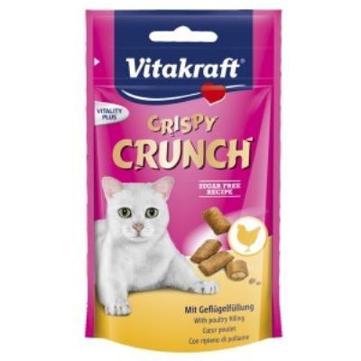 Crispy Crunch Coeur Poulet 60 G - Vitakraft