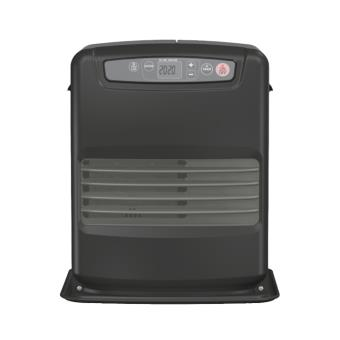 radiateur lectrique mobile chauffage basse consommation noir achat prix fnac. Black Bedroom Furniture Sets. Home Design Ideas