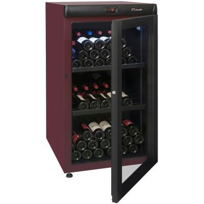 Cave à vin de vieillissement - 1 temp. - 142 bouteilles - Lie de vin - CLIMADIFF - ACI-CLI720 - Pose libre