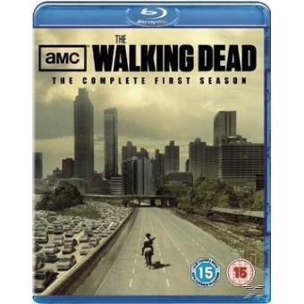 WALKIND DEAD (SEASON1)(2BD)(IMP)