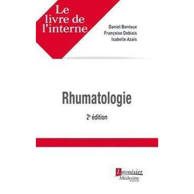 Rhumatologie (2E Édition)