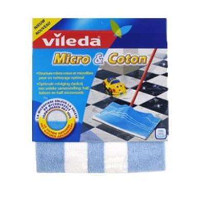 Vileda-cleaning mop micro&coton