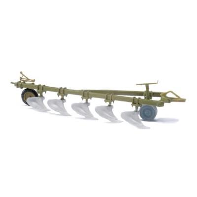 Busch voitures - buv42850 - modélisme ferroviaire - charrue