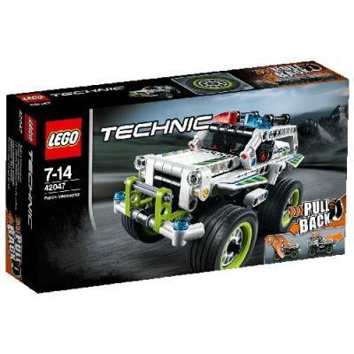 Lego Technic - 42047 - La Voiture Dintervention De Police