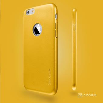 coque iphone 7 moutarde