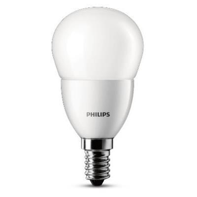 PHILIPS Ampoule Sphérique LED 40W E14 dépolie