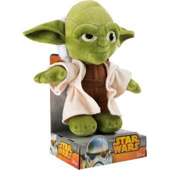 Peluche Star Wars Yoda Henri