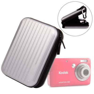 Etui en aluminium léger pour Kodak EasyShare Mini M200, Sport C123 et Touch