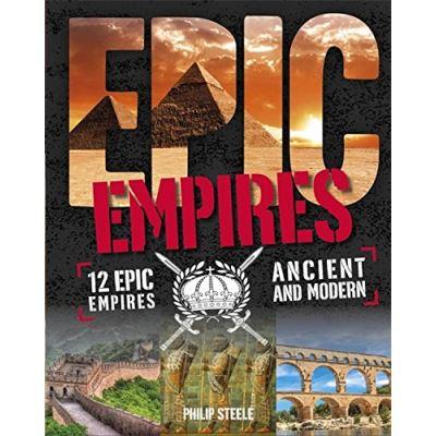 Empires (Epic!) - [Livre en VO]