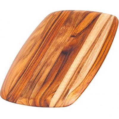 Teakhaus th204 planche à découper bois multicolore 41 x 28 x 1,4 cm