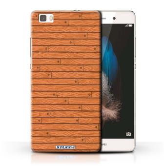 coque huawei p8 lite orange