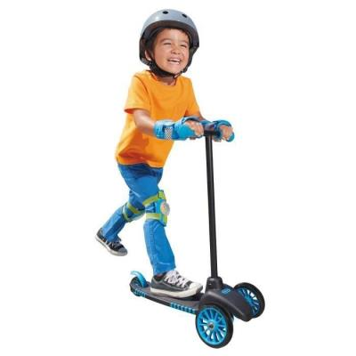 Little tikes - 638152e4 - trottinette - scooter - bleu refresh