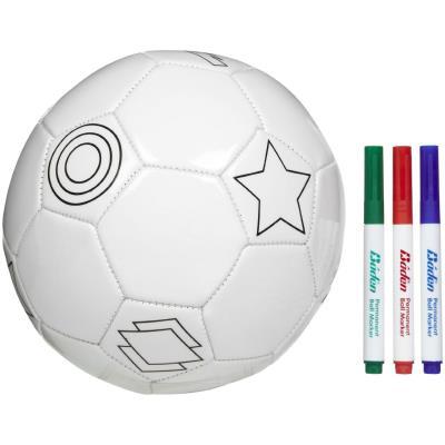 Ballon De Football à Colorier Baden