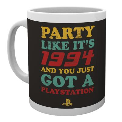 Tasse a cafe Playstation Party