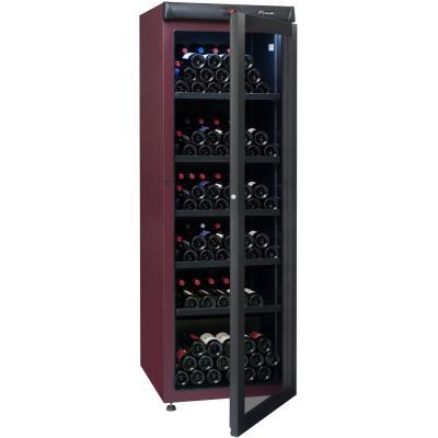 Cave à vin de vieillissement - 1 temp. - 265 bouteilles - Lie de vin - CLIMADIFF - ACI-CLI722 - Pose libre