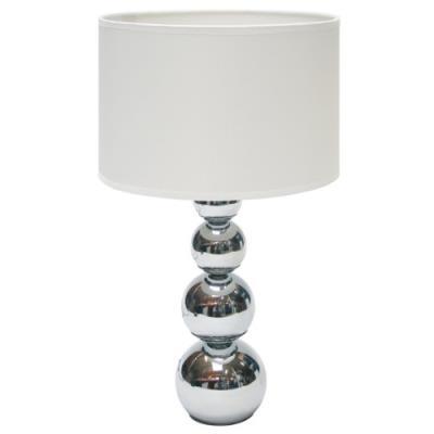 Ranex 6000.074 lampe à poser touch - mandy e14 40 w blanc