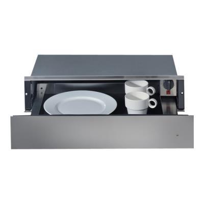 Whirlpool WD 142 IX - tiroir chauffant - intégrable - inox