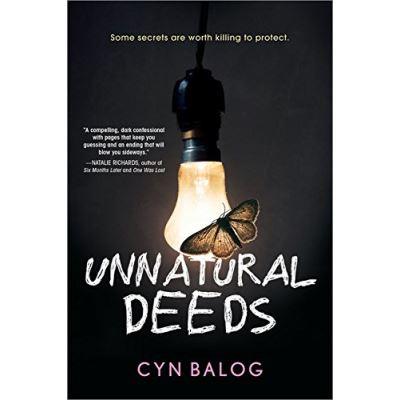 Unnatural Deeds - [Livre en VO]