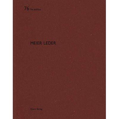 Meier Leder (De aedibus) - [Version Originale]