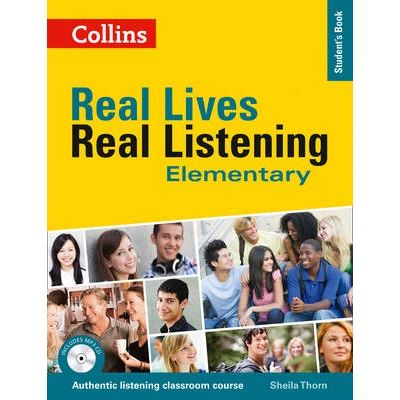 Real Lives Elem.A2 Real Listening Student
