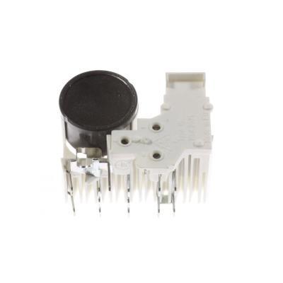 Whirlpool Relais De Demarrage + Klixon Pour Refrigerateur Ref: 481228038155