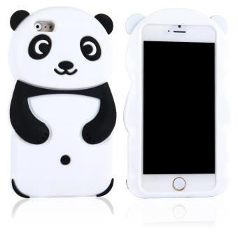 coque iphone 6 panda silicone