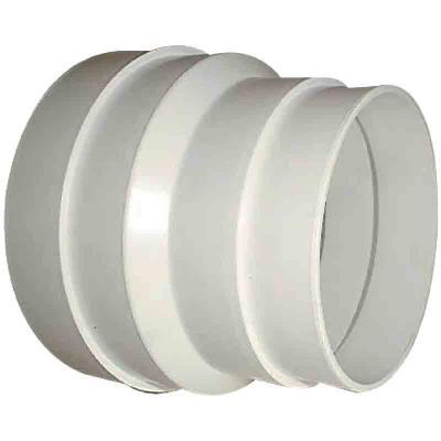 Dmo - Réduction PVC Ø 80 - 100 mm