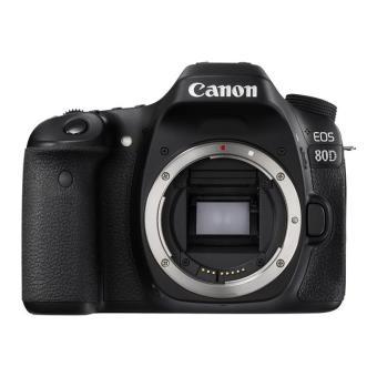 Canon EOS 80D - digitale camera -alleen body