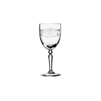Cristal Darques Verres.Cristal D Arques 9295474 Dampierre Coffret De 6 Verres A Pied 26 Cl
