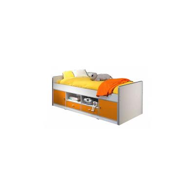 Vipack Lit Capitaine Bonny 90x200 Orange