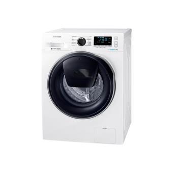 lave linge frontal connect samsung add wash ww90k6414qw. Black Bedroom Furniture Sets. Home Design Ideas