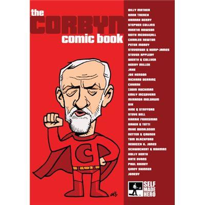 Corbyn Comic Book