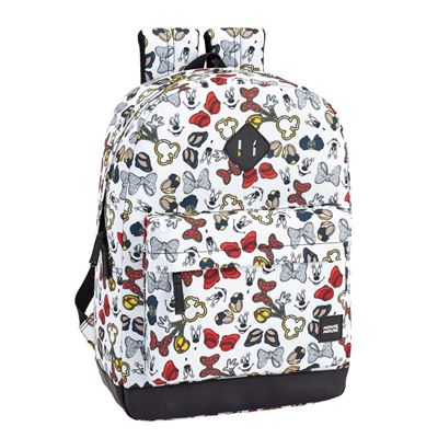 Minnie Mouse Icons Sac à Dos officiel, sac à dos scolaire