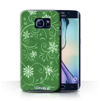 coque galaxy s6 edge vert